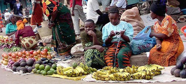 żywność Afryka