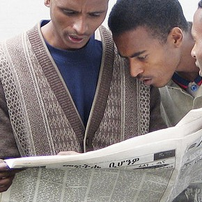 Koniec prasy w Etiopii
