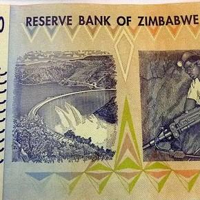 Spada inflacja w Zimbabwe