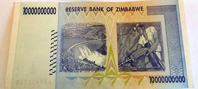 dolar zimbabwe