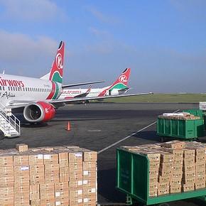 Kenya Airways bije rekordy