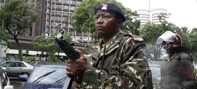 Policja Nairobi