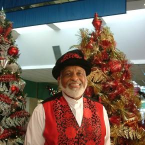 Prezent świąteczny dla Zambii