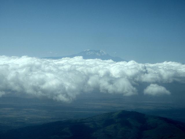 Kilimandżaro, źródło: http://www.flickr.com/photos/amanderson/