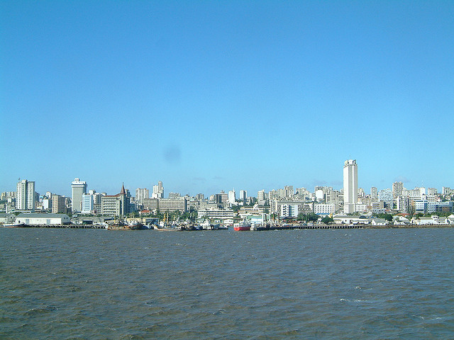 Maputo, źródło: http://www.flickr.com/photos/29105233@N00
