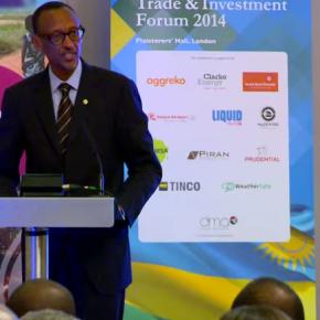 Rwanda oczkiem w głowie inwestorów