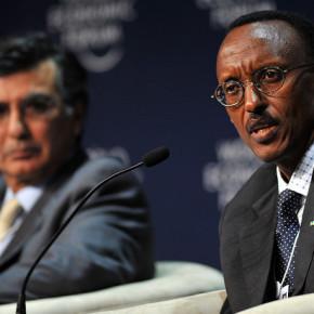 Kagame broni Afryki na Światowym Forum Ekonomicznym w Davos