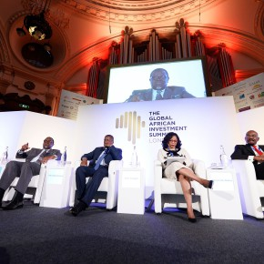 InvestAfrica.pl na The Global African Investment Summit w Londynie