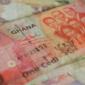 Ghana na nowy rok