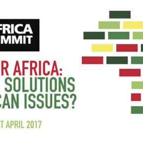 LSE Africa Summit 2017 - afrykańskie rozwiązania lokalnych problemów
