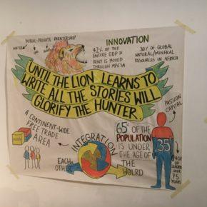 Relacja z Oxford Business Forum Africa 2017. A Tobie jakie przysłowie przywodzi na myśl Afrykę?