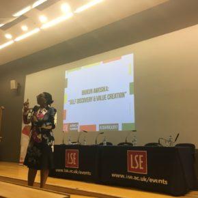 Afrykańscy liderzy na LSE Africa Summit 2017