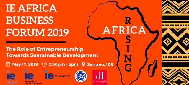 IE Africa Business Forum 2019