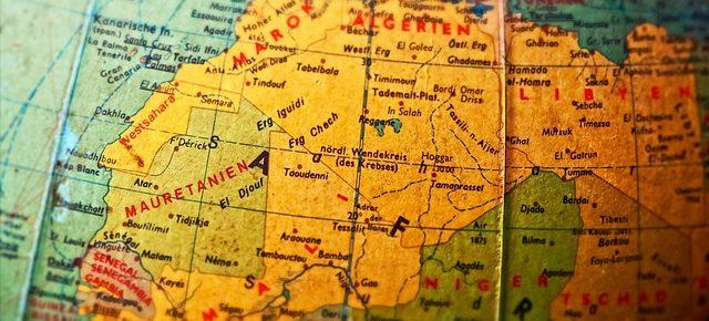 Rosja i Afryka - siła historii